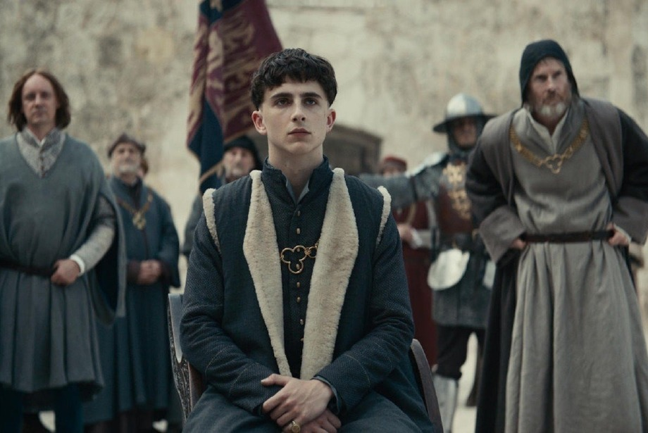 Timothee Chalamet'li The King'den İlk Haberler