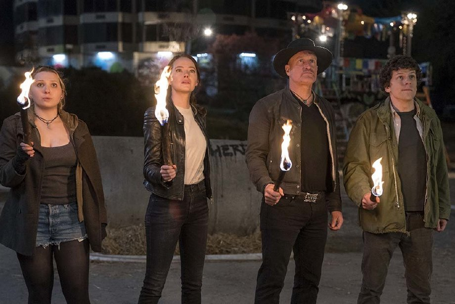 Zombieland'in Yeni Filminden İlk Fragman Geldi