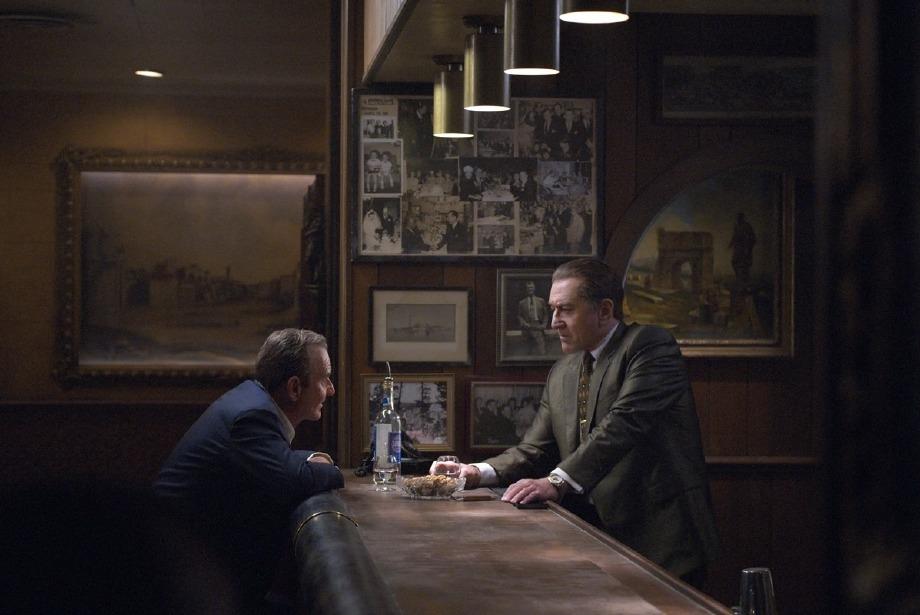 Martin Scorsese'nin Yeni Filmi The Irishman'in Fragmanı Yayında!