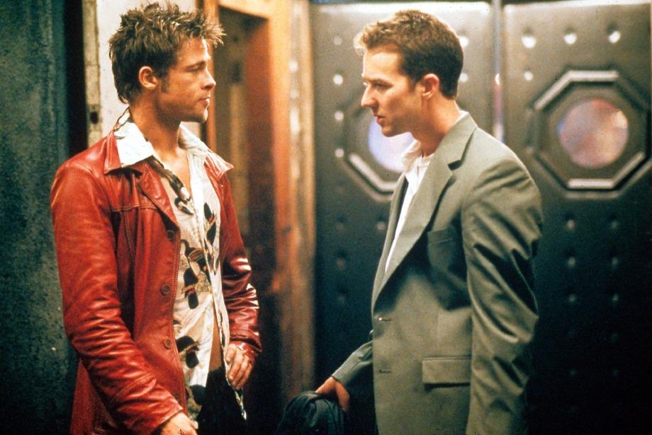 Brad Pitt'in 'Fight Club' Tarzından İlham Alıyoruz