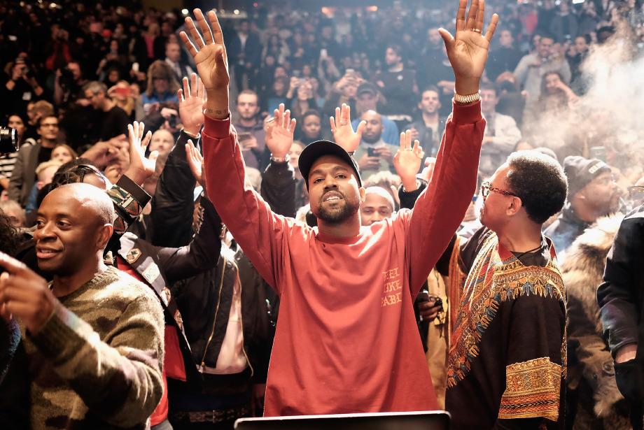 Merakla Beklenen Kanye West Albümü Yayınlandı