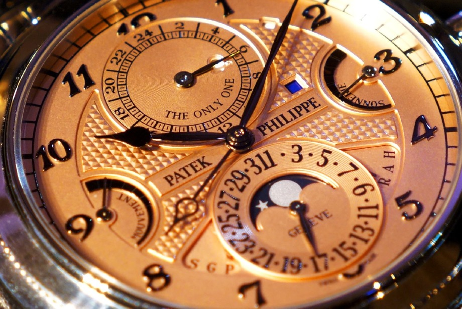 Patek Philippe'ten 31 Milyon Dolarlık Dünyanın En Pahalı Saati