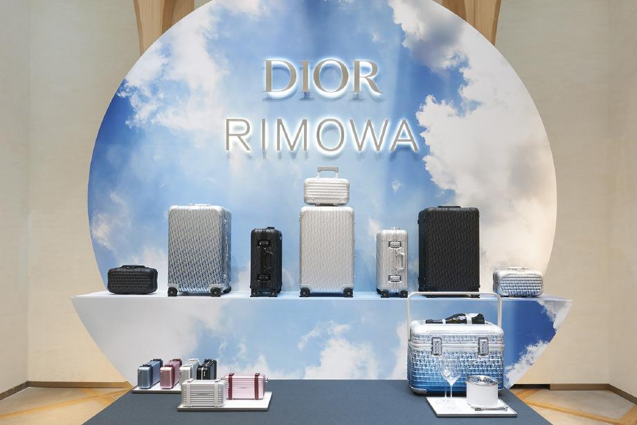 Stil Sahibi Gezginlere: Dior x Rimowa