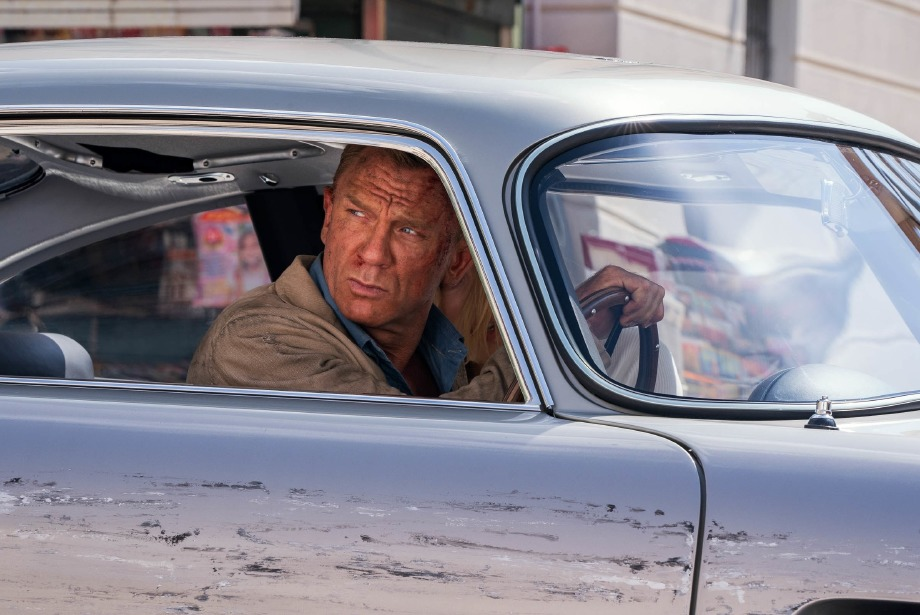 James Bond'un Yeni Filmi No Time to Die'dan İlk Fragman