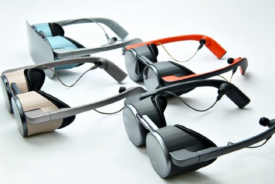 Panasonic'in UHD Virtual Reality Gözlüğünü Keşfediyoruz