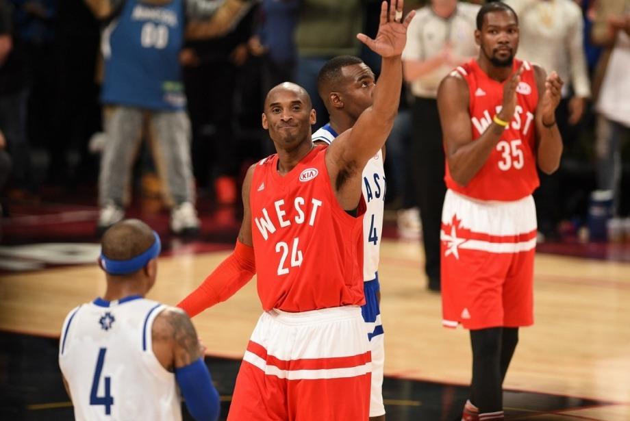 NBA All Star 2020 Programını Kobe Byrant'ın Anısına Değiştirdi!