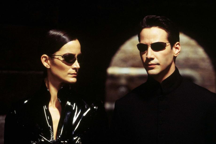 Matrix 4'ün Setinden İlk Görüntüler!