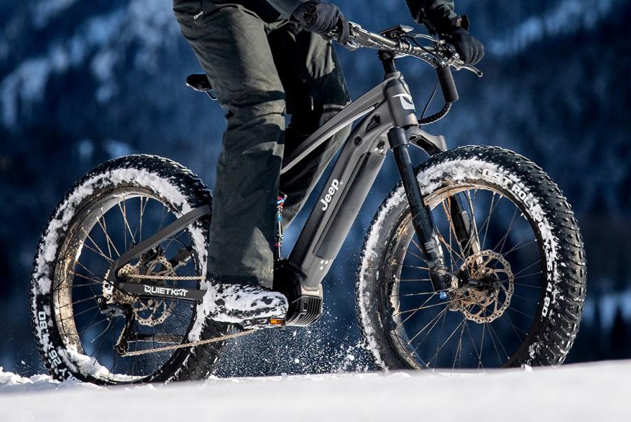 Jeep'in Elektrikli Bisikletini Keşfedin!