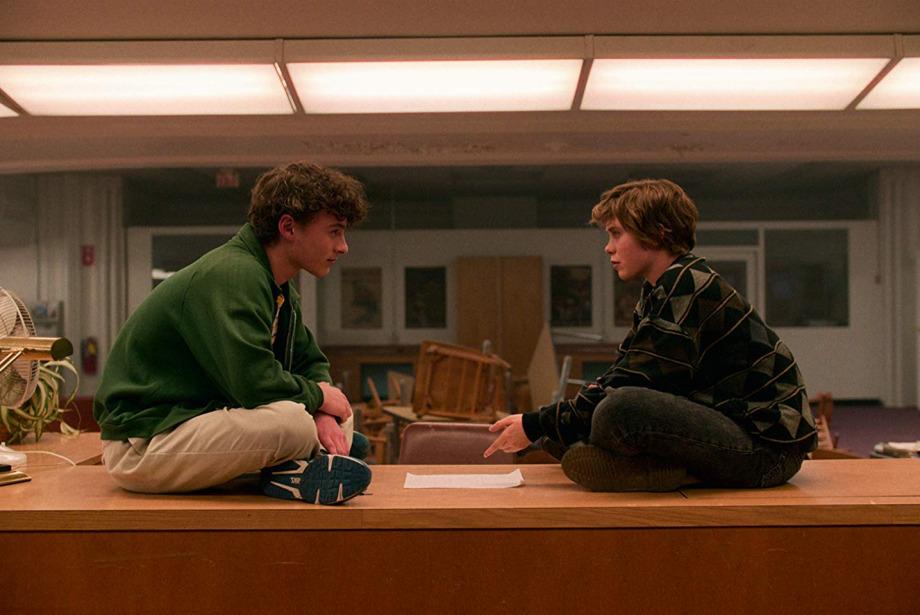 Netflix'in Yeni Gençlik Dizisi: I Am Not Okay With This