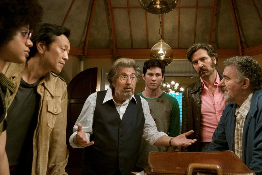 Al Pacino ve Logan Lerman'lı Hunters'tan Yeni Haberler Var!