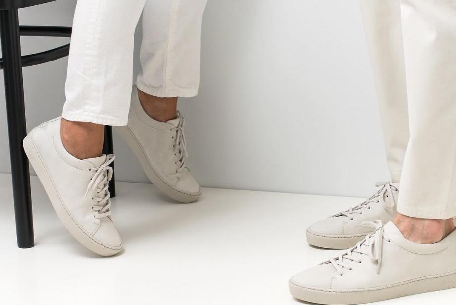 İlkbaharın En İyi Beyaz Sneaker Modellerini Keşfedin!