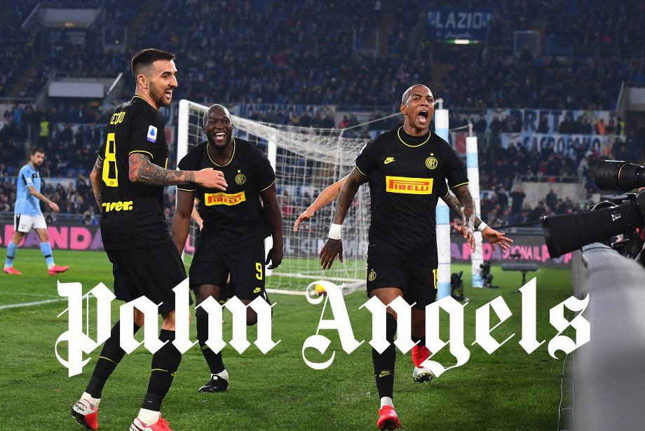 Inter ve Palm Angels Güçlerini Birleştiriyor!