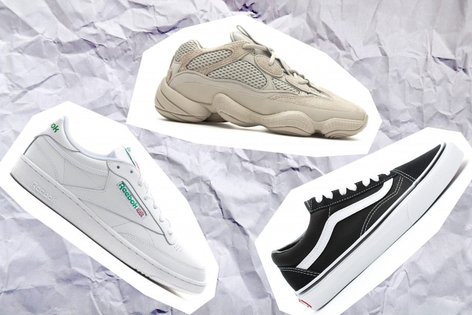 Sokak Stiline Uygun En İyi Sneaker Modelleri