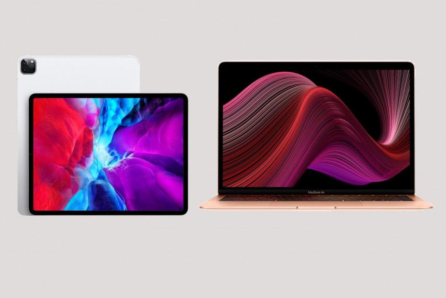 Apple Yeni Macbook Air ve iPad Pro'yu Tanıttı!