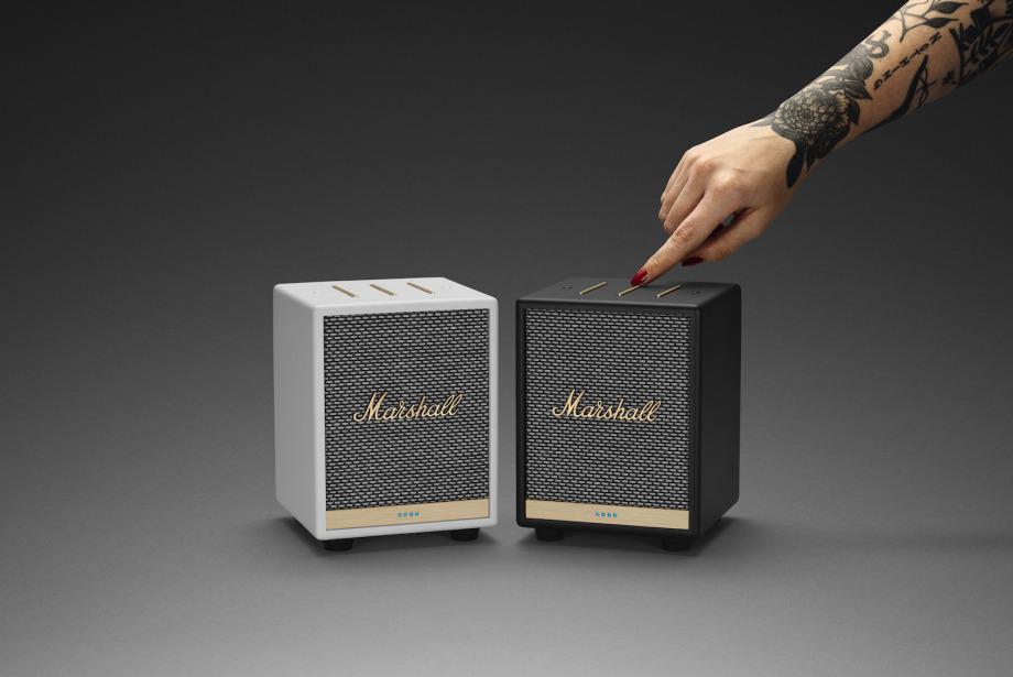 Marshall'ın Yeni Bluetooth Hoparlörü: Uxbridge Voice