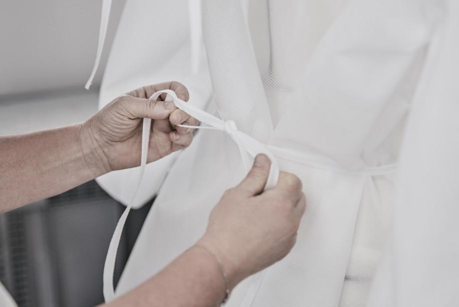 Louis Vuitton Önlük Üretimine Başladı