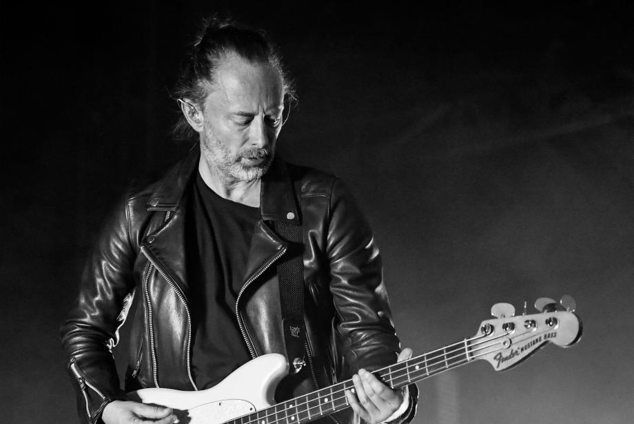 """Thom Yorke'un Yeni Şarkısı """"Plasticine Figures'i Keşfedin!"""