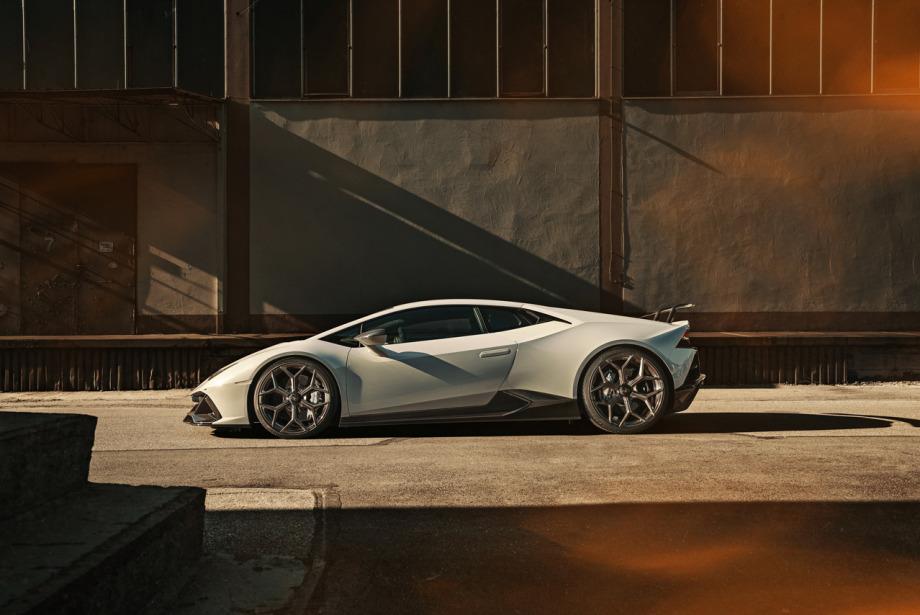 Lamborghini Huracán Yeniden Aramızda!