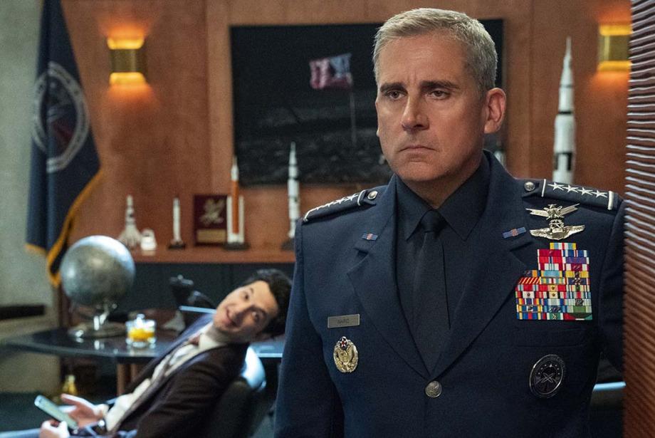Netflix'in Yeni Komedi Dizisi: Space Force
