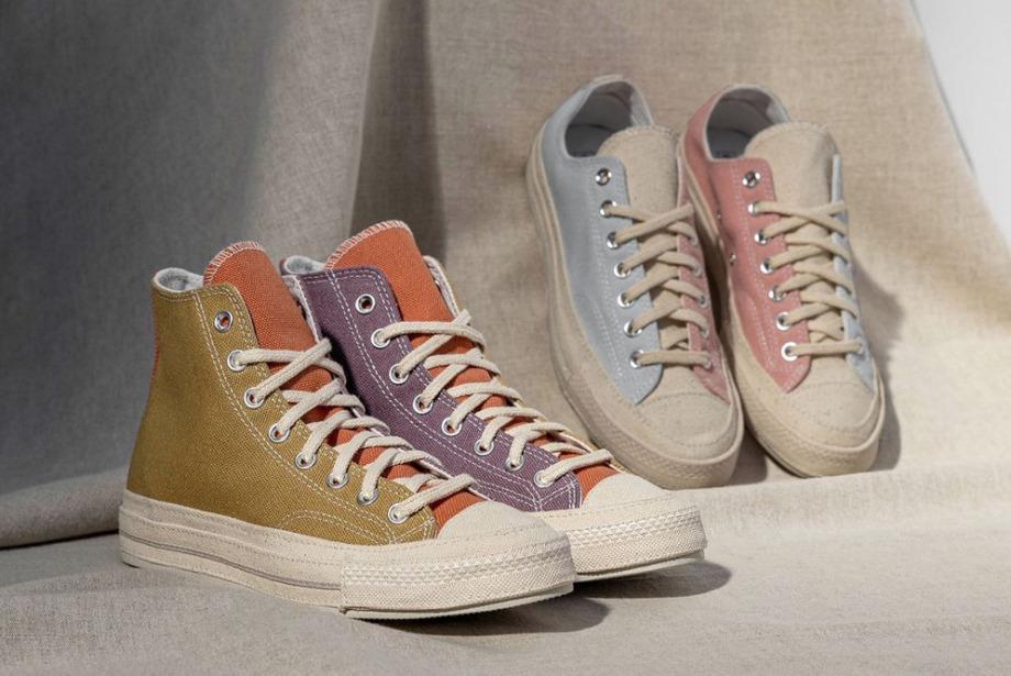 Converse Yeni Üç Renkli Chuck 70'lerini Tanıttı!
