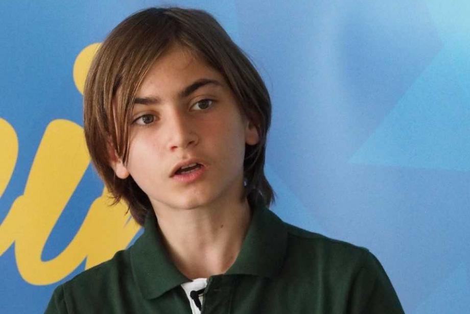 WWF'ten iklim aktivisti Atlas Sarrafoğlu'na 'Gençlik Ödülü'