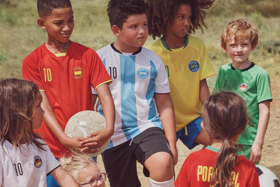 H&M ve UEFA Çocuklar İçin Bir Araya Geldi