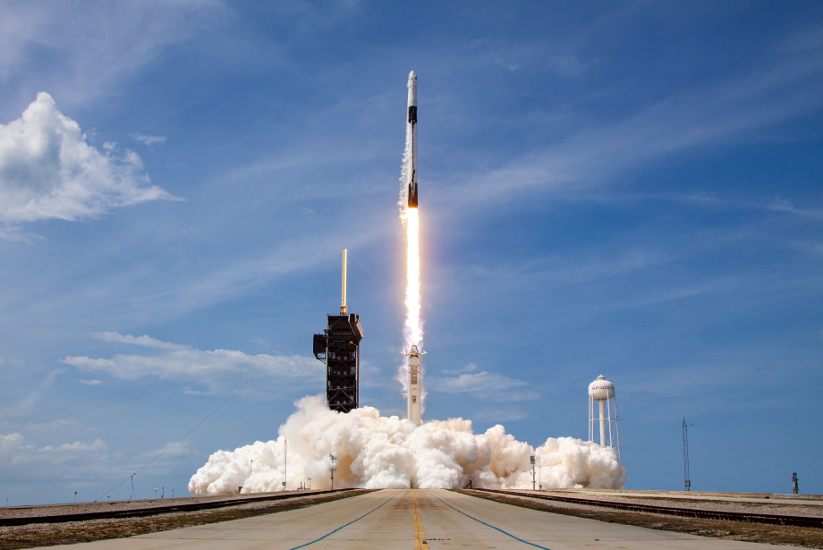 SpaceX İle Uzay Turizminde Yeni Dönem