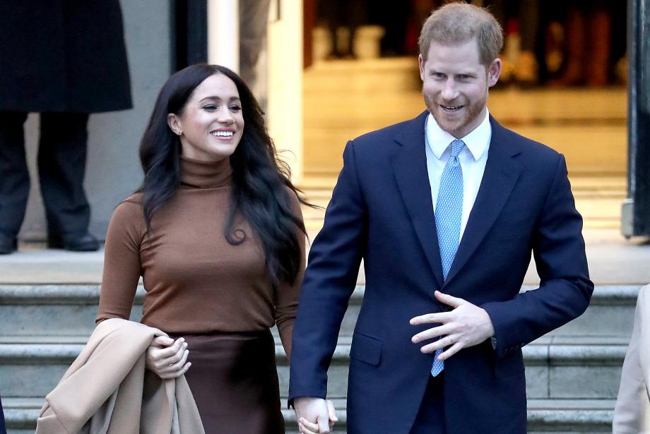 Prens Harry ve Meghan Markle Kraliyet Büyüsünü Bozdu