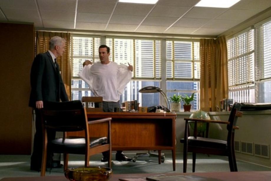 Ofisteki 'Serin' ve Şık Adam Ol