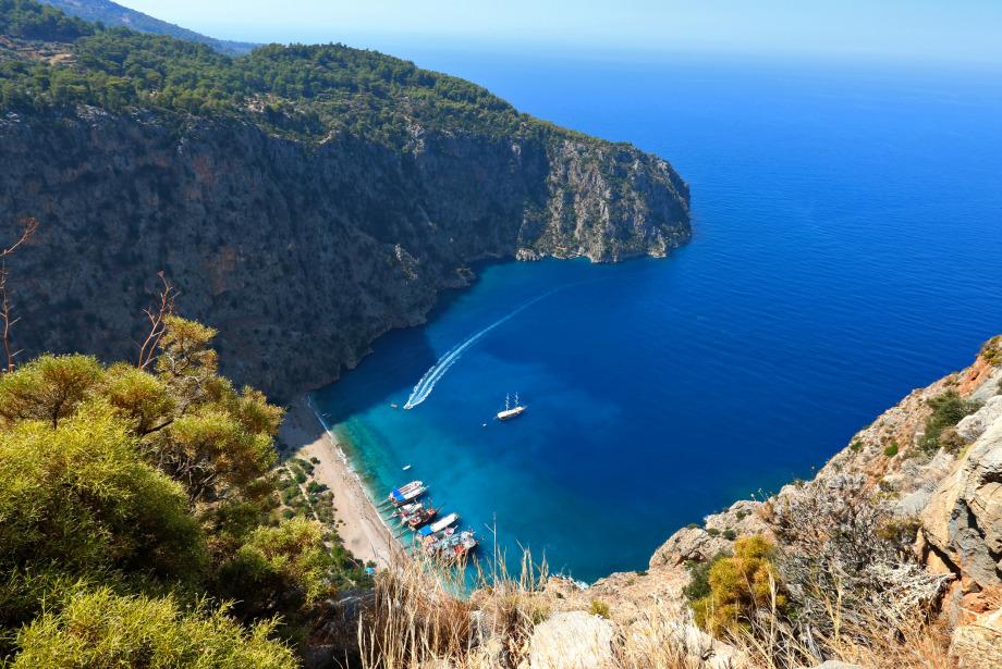 GQ Türkiye İle Cumadan Pazara: Mavi Bayraklı Plajlar Listesi