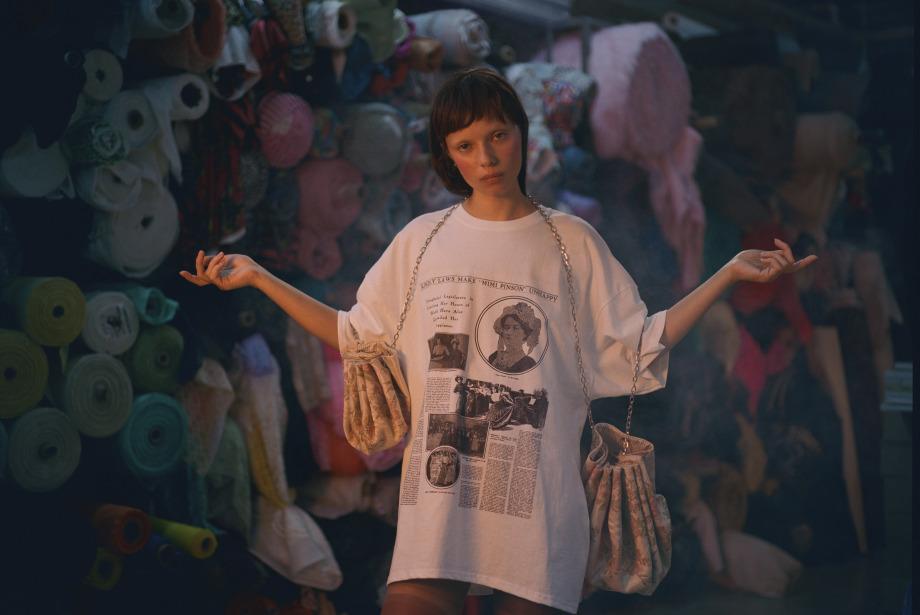 Somme Slovi: Moda Rutinini Bozan Teatral Tasarımlar
