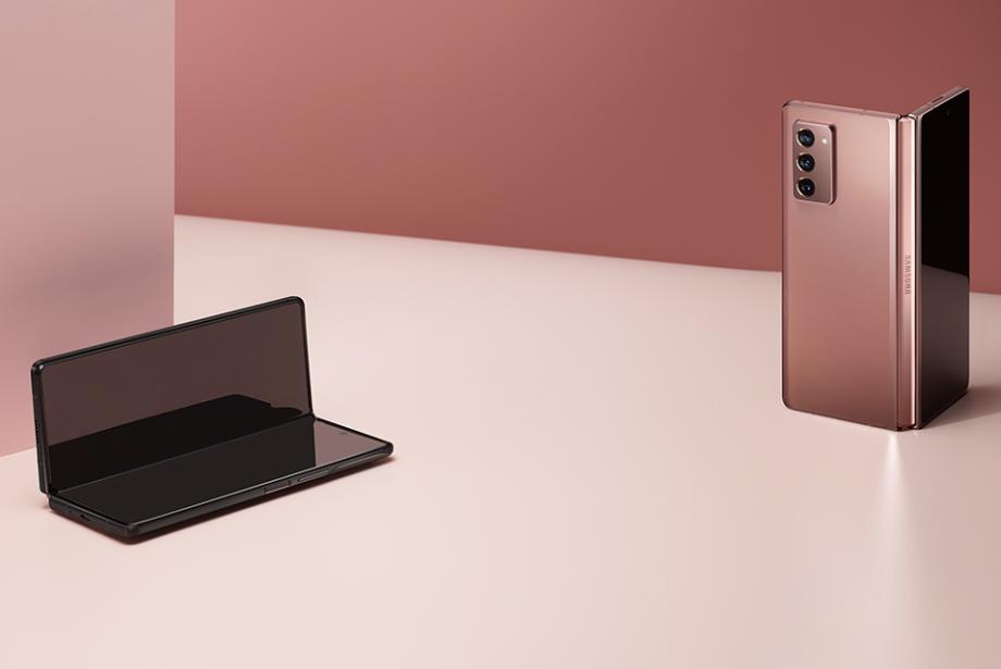 Katlanarak Dünyanızı Değiştirecek: Samsung Galaxy Z Fold2