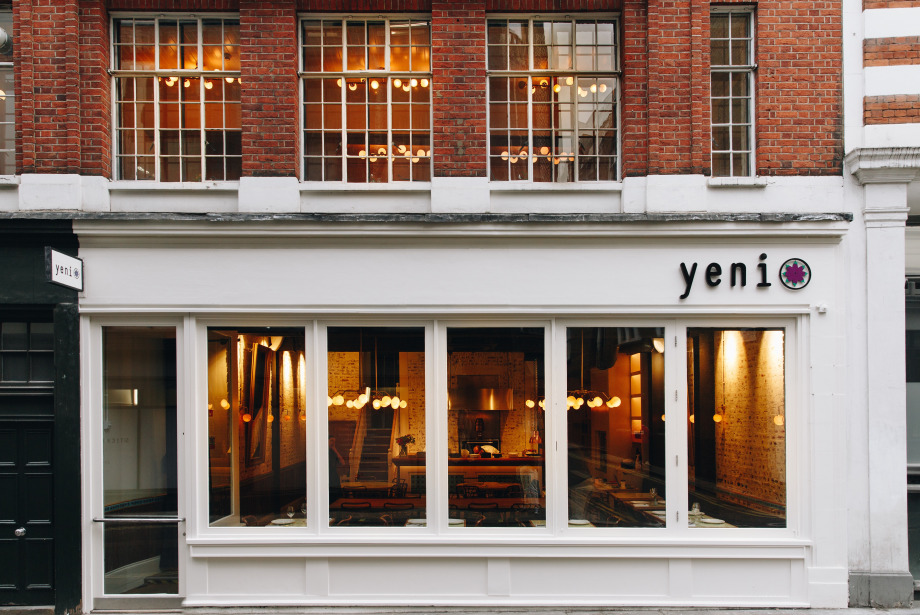 Londra'da bir 'Yeni Lokanta'