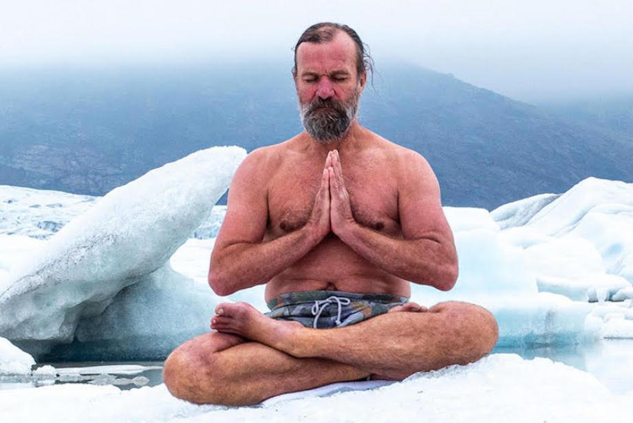 #GQDeneyim: Wim Hof ile Buzlu Bir Küvetin İçinde Buluştum
