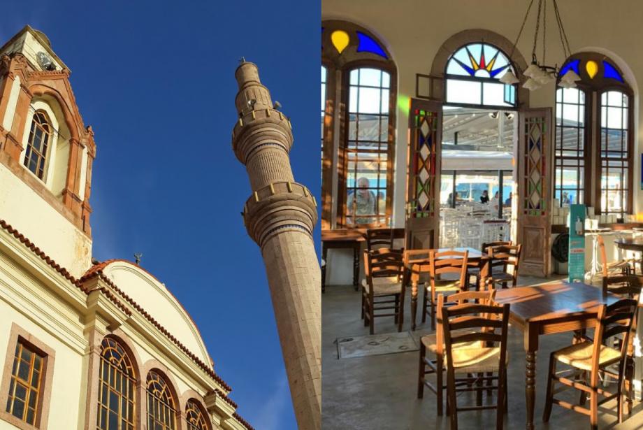 GQ Türkiye ile Cumadan Pazara: Ayvalık & Cunda