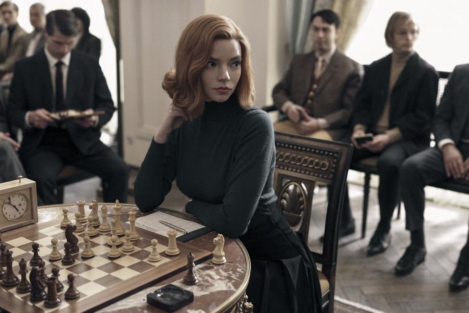 Sizin İçin Stalkladık: The Queen's Gambit Başrolü Anya Taylor-Joy