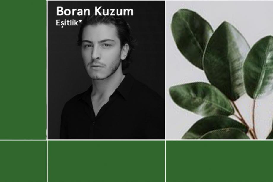 MOTY 2020 Eşitlik Ödülü: Boran Kuzum
