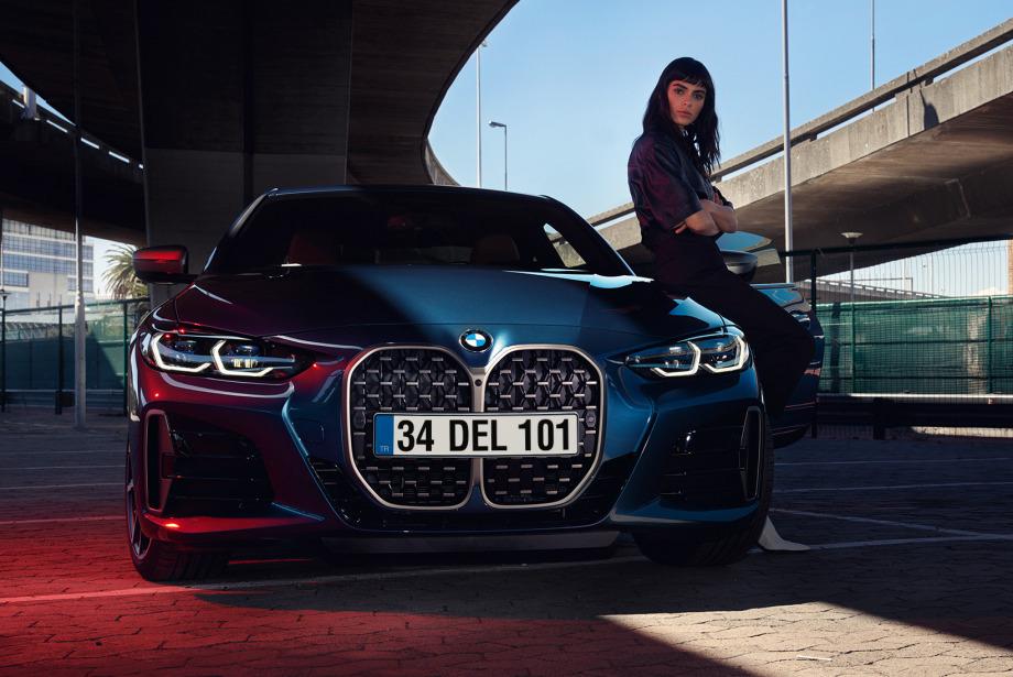 Yeni BMW 4 Serisi Coupé ile Sınırların Ötesine Geçin!