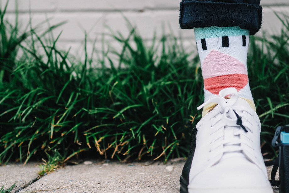 Değişim Ve Dönüşüm Dostu Çorap