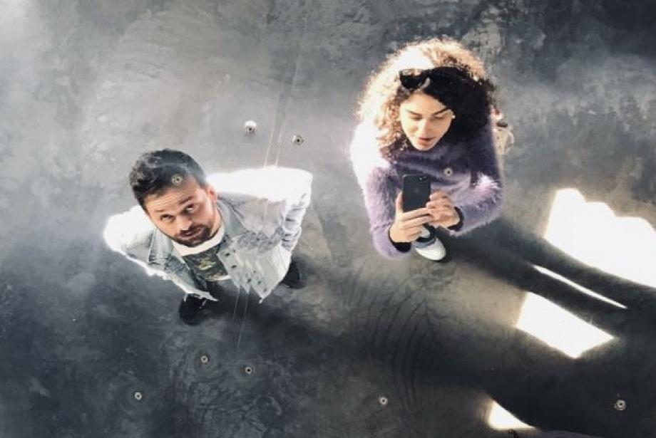 #GQKolektifBakanlar: Giovanni Pamio & Rona Binay