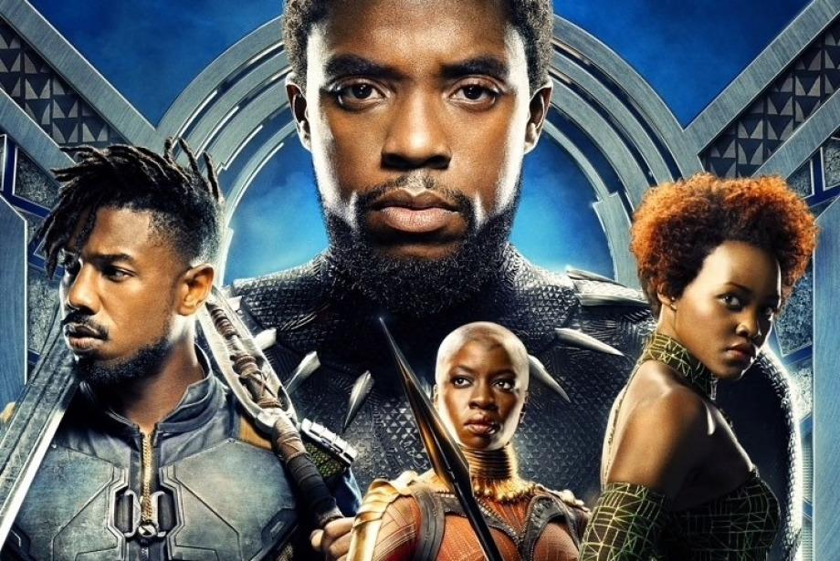 Wakanda'dan Bir Dizi Geliyor!