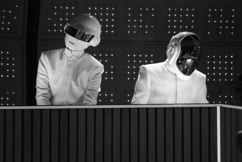 Daft Punk ile Son Dans