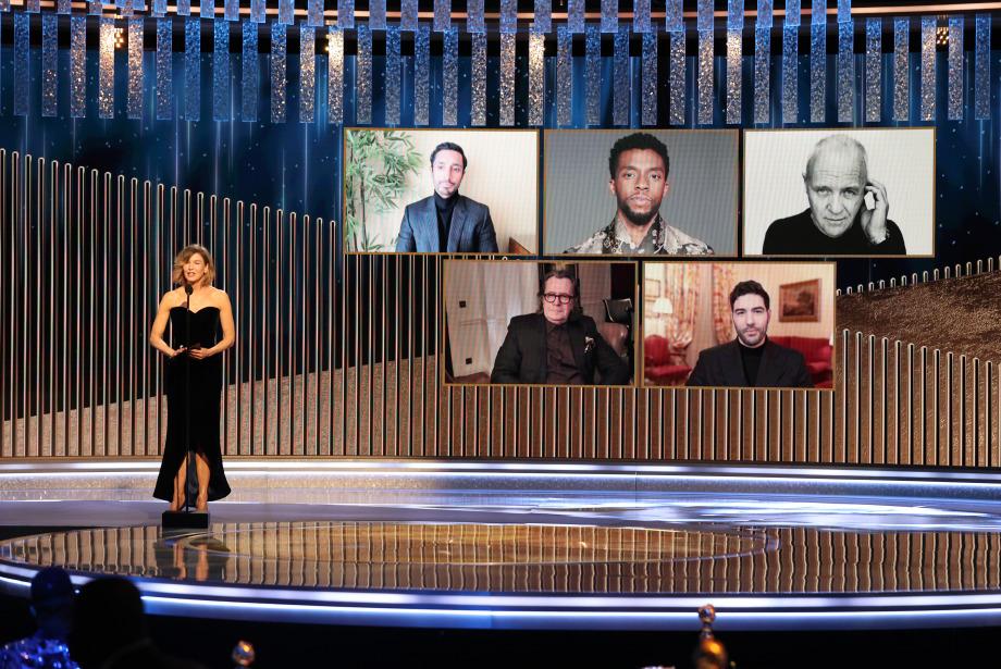 78. Altın Küre Ödülleri: Geceden Notlar ve Kazananlar
