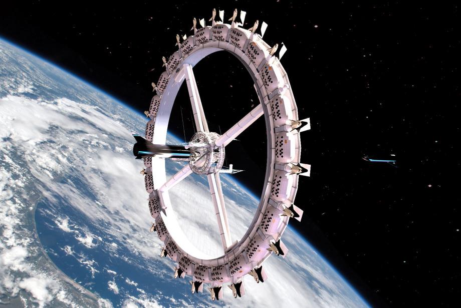 İlk Uzay Oteli Hakkında Bilmeniz Gereken Her Şey