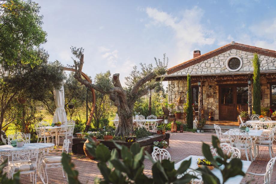 Urla'da Bir Restoranla Yeni Bir Sayfa Açanlar