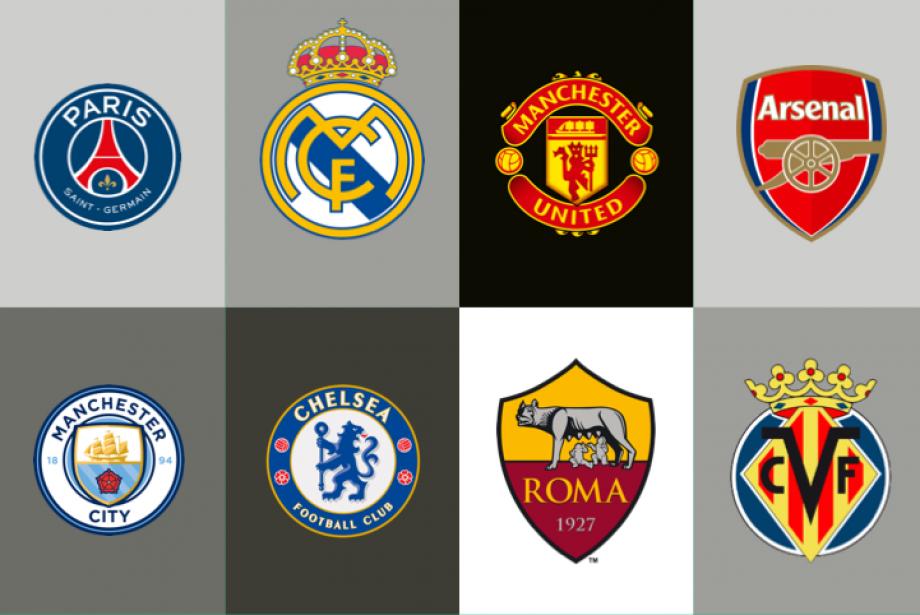 Avrupa Arenasının Yarı Finalistleri