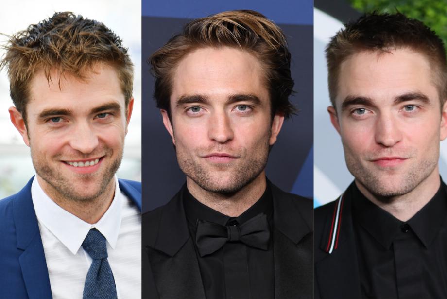 Tek Kişilik Saç Modeli Kataloğu: Robert Pattinson