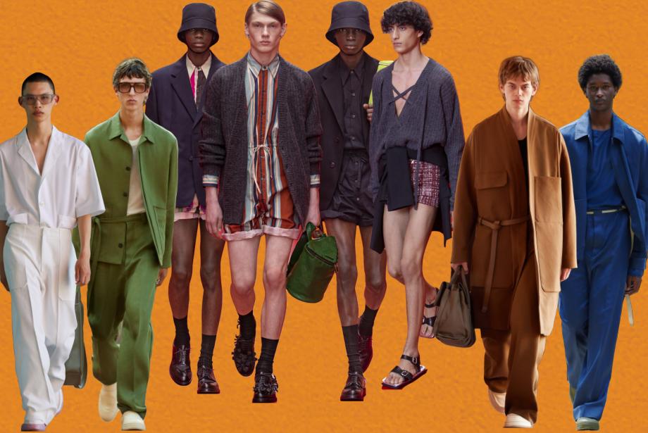 """Milano Erkek Moda Haftası 2022 Çağrısı: """"Call It Post-Sartorial Tailoring"""""""