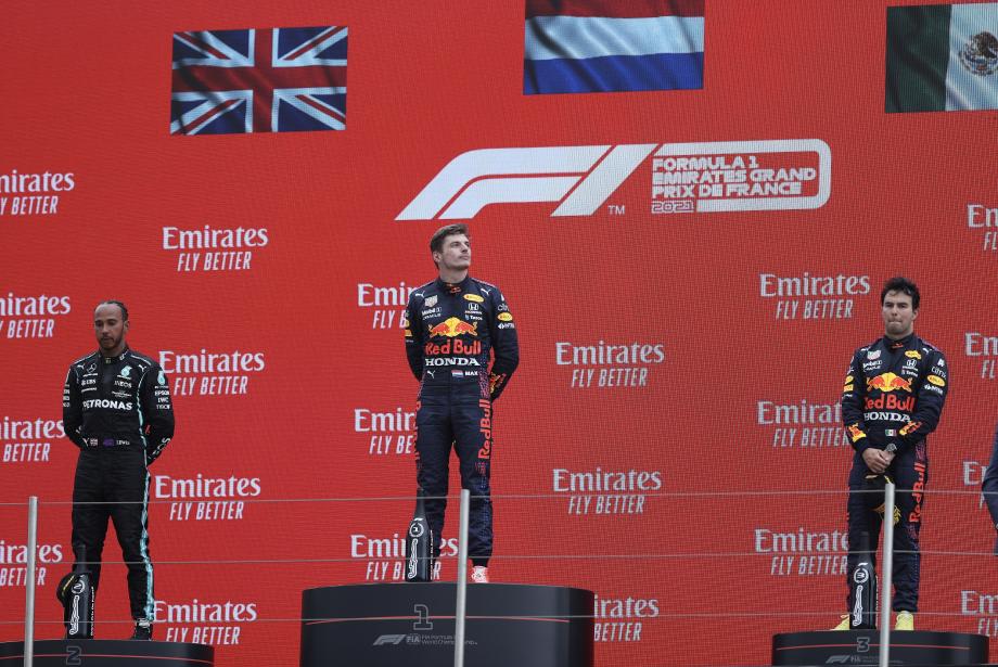 F1'de Red Bull Ve Verstappen Şampiyonluğa Koşuyor