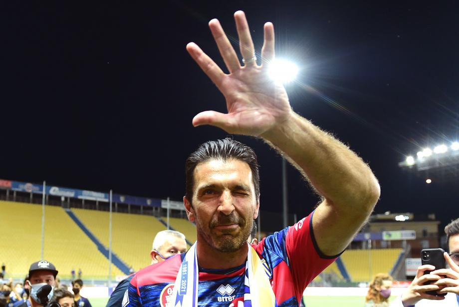Gittim ve Döndüm: Gianluigi Buffon